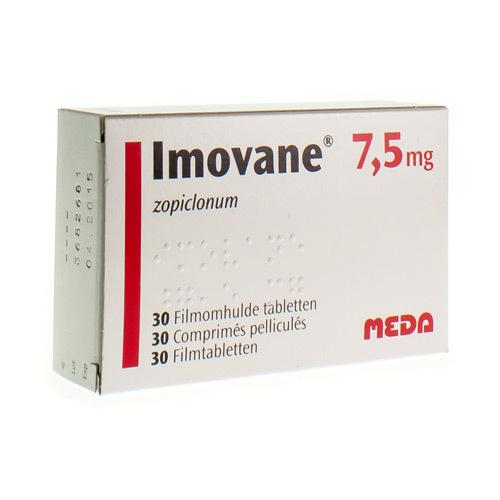 Imovane 7,5 Mg (30 Comprimes)