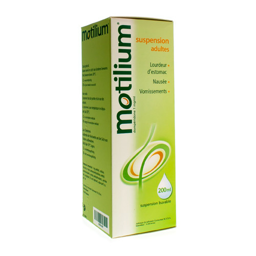 Motilium Adultes 1 Mg/Ml (200 Ml)