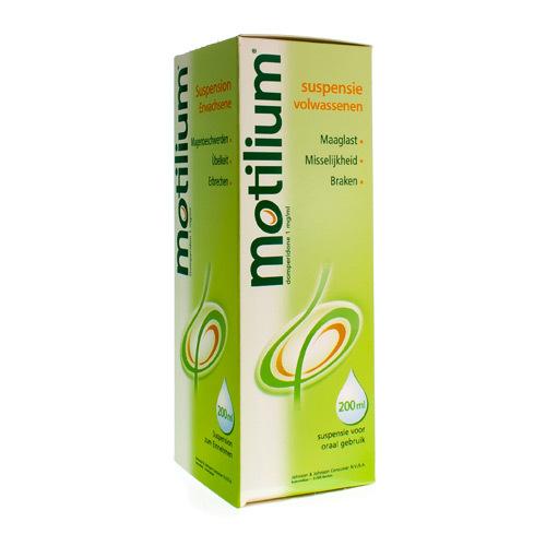 Motilium Volwassenen 1 Mg/Ml (200 Ml)