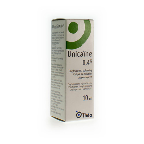 Unicaa¯Ne 0,4% (10 Ml)