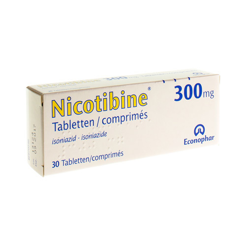 Nicotibine 300 Mg (30 Comprimes)