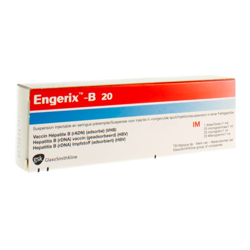 Engerix-B (1 Vaccin)