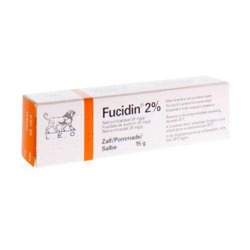 Fucidin Pommade 2% (15 Grammes)