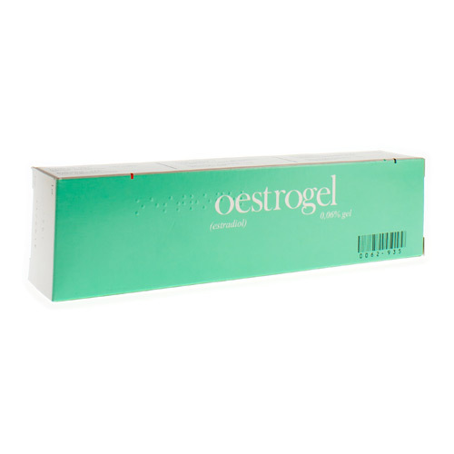 Oestrogel Tube 0,06% (80 Grammes)