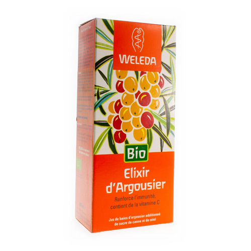 Weleda Elixir D'Argousier Bio (200 Ml)