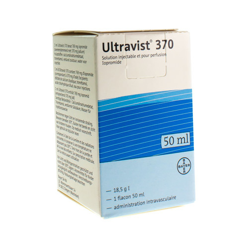 Ultravist 370 (1 X 50 Ml Flacon)