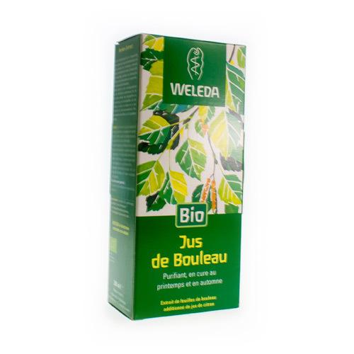 Weleda Jus De Bouleau Bio (200 Ml)