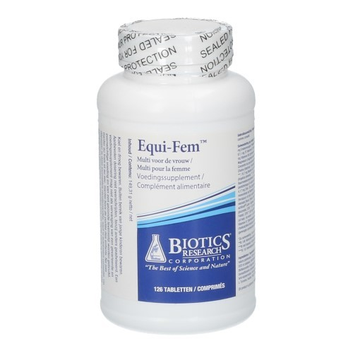 Equi Fem Biotics Comp 126