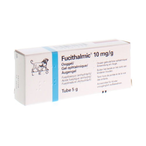 Fucithalmic Ooggel 10 Mg/G (5 Gram)