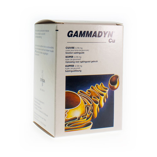 Gammadyn Koper 30 Amp