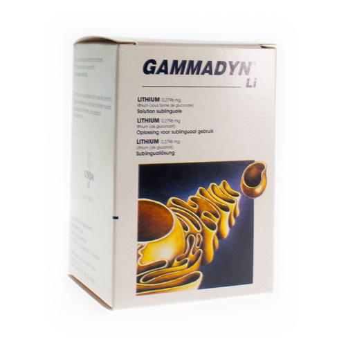 Gammadyn Li Amp 30