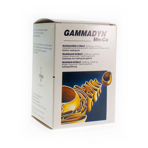 Gammadyn Mn Co Amp 30