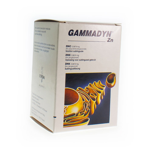 Gammadyn Zn Amp 30