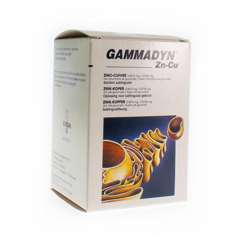 Gammadyn Zn Cu Amp 30 Amp