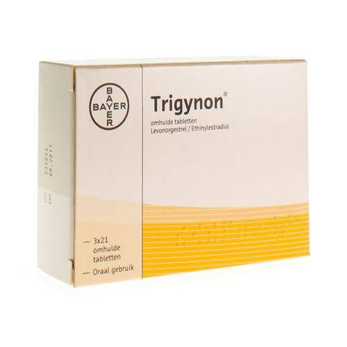 Trigynon (3 X 21 Comprimes)