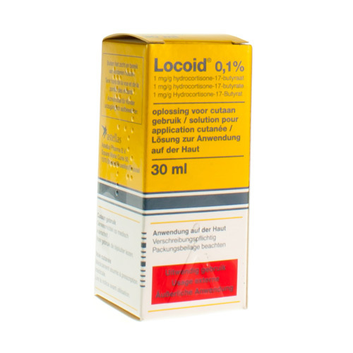 Locoid Lotion 0,1% (30 Ml)