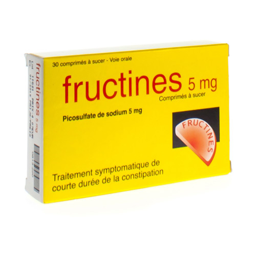 Fructines 5 Mg (30 Comprimes a Sucer)