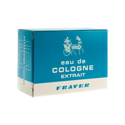 Fraver Eau De Col Mouchoirs 10Pcs