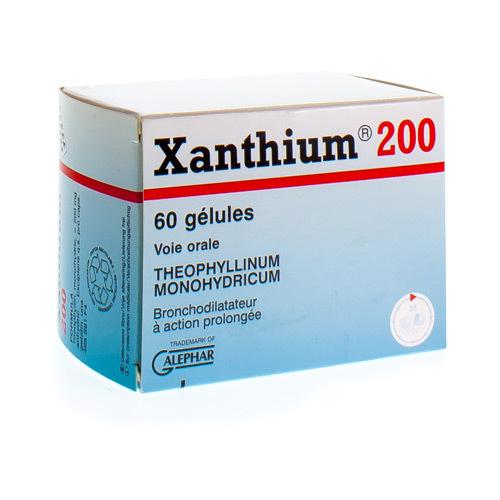 Xanthium 200 Mg (60 Gelules)