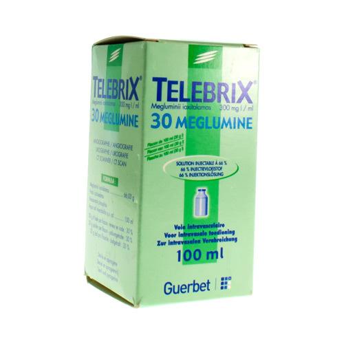Telebrix 30 Meglumine (100 Ml)