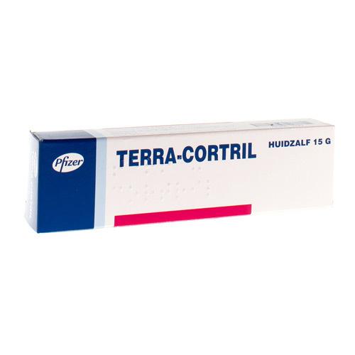 Terra-Cortril Huidzalf (15 Gram)