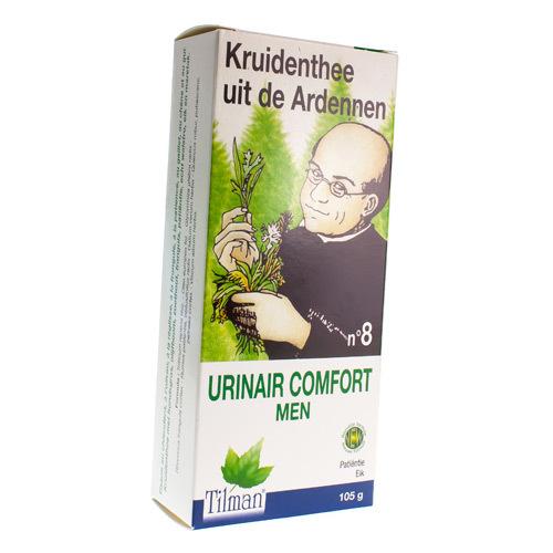 Tilman Kruidenthee Uit De Ardennen Nr. 8 Urinair Comfort Men (105 Gram)