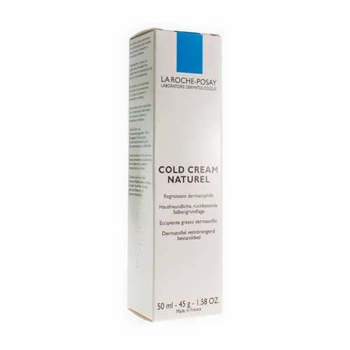 La Roche-Posay Cold Cream Naturel (50 Ml)