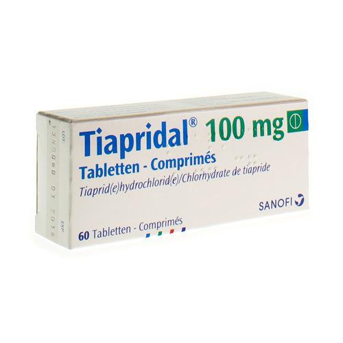 Tiapridal 100 Mg (60 Tabletten)