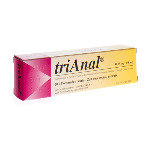Trianal Zalf (20 Gram)