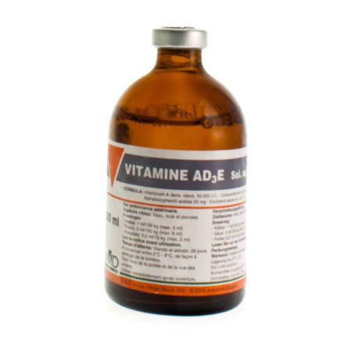Vitamine Vet. Ad3E Vmd Inj 100Ml