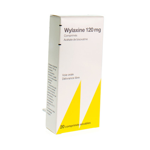 Wylaxine 120 Mg (20 Comprimes)